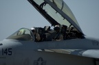 "Lt. Christopher ""Head"" Schmidt, F/A-18F, Tactical Demonstration Team, Lemoore NAS, VFA-122 (Thanks Guys)"